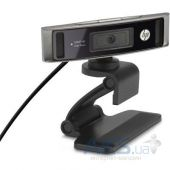 WEB-камера HP HD 4310 Webcam Black (H2W19AA)