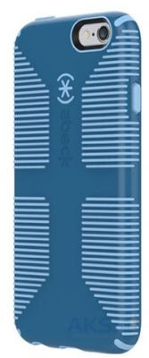 Чехол Speck Grip for iPhone 6 Harbor Blue/Periwinkle Blue (SP-SPK-A3531)
