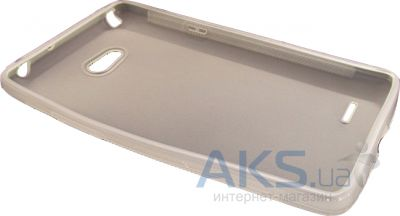 Чехол Epik TPU для LG Optimus L80 D380 Transparent