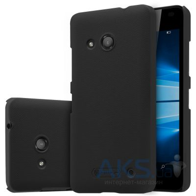 Чехол Nillkin Super Frosted Shield Microsoft Lumia 550 Black