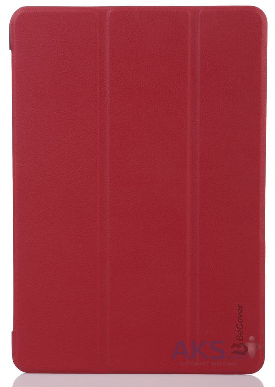 Чехол для планшета BeCover Smart Case Samsung Tab A 9.7 T550, A 9.7 T555 Red