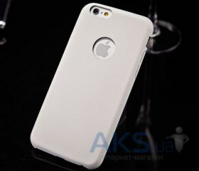 Чехол Mooke PU Case Apple iPhone 6, iPhone 6S White