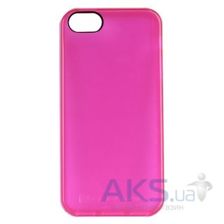 Чехол Scosche GlosSEE Apple iPhone 5, iPhone 5S, iPhone 5SE Pink (IP5TPUP)