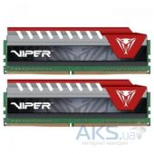 Оперативная память Patriot DDR4 16GB (2x8GB) 3733 MHz Viper Elite (PVE416G373C7KRD)