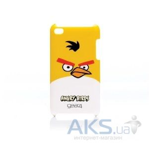Чехoл Angry Birds Protective Case Bird Yellow for iPod touch 4G
