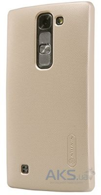 Чехол Nillkin Super Frosted Shield LG Optimus Y90 Magna H502 Gold