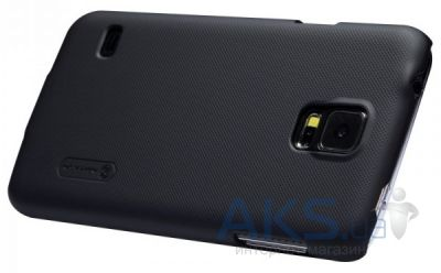 Чехол Nillkin Super Frosted Shield Samsung G850, S-5 Alpha Black