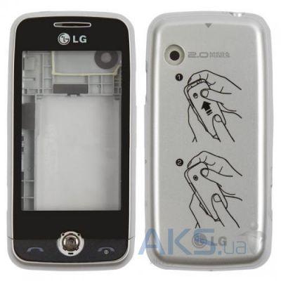 Корпус LG GS290 Silver − купити в Києві та Україні d381ced36c069