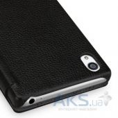 Вид 8 - Чехол TETDED Book Leather Series Sony Xperia Z5 Premium Black
