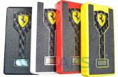 Внешний аккумулятор Ferrari Design Power Bank 20000mAh [PS288] black