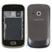 Корпус Samsung S6500 Galaxy Mini 2 Gray