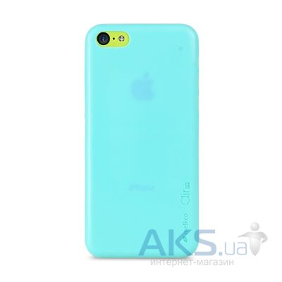 Чехол Melkco Air PP 0.4 mm cover case for iPhone 5C blue [APIPONUTPPBE]