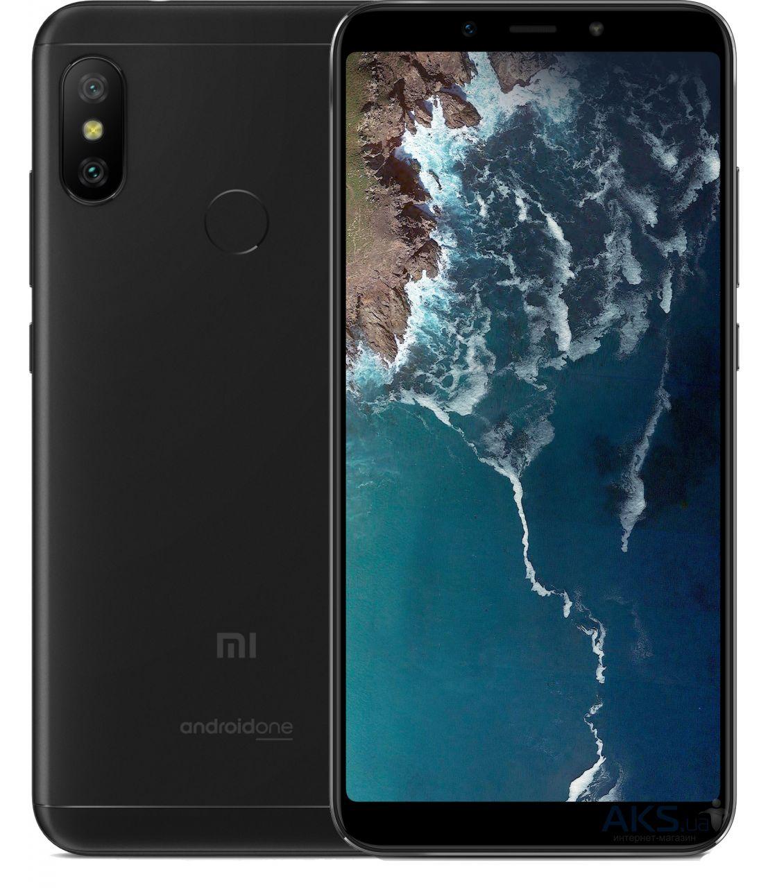 Мобильный телефон Xiaomi Mi A2 4/32Gb Black
