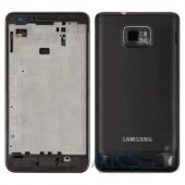 Корпус Samsung i9100 Galaxy S2 Black
