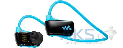 Mp3-плеер Sony NWZ-W273S/L Black/Blue
