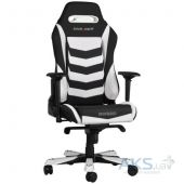 Геймерське крісло DXRACER Iron OH/IS166/NW Black/White
