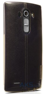 Чехол Nillkin Nature Series LG Optimus G4 H818 Gold