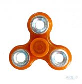 Спиннер Fidget Spinner Hand Pro-Speed Solid Orange