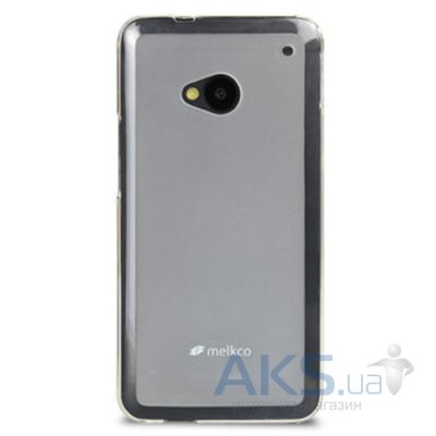 Чехол Melkco Poly Jacket TPU для HTC One E8 Transparent