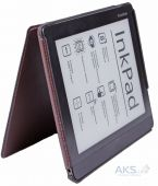 Вид 4 - Обложка (чехол) AIRON Premium Pocketbook InkPad 840 Brown