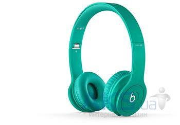 Наушники (гарнитура) Beats by Dr. Dre Solo HD Monochromatic Mint