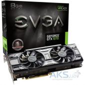 Видеокарта EVGA GeForce GTX 1070 GAMING (08G-P4-5171-KR)