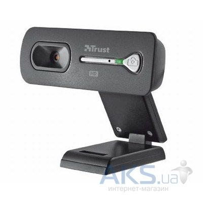 WEB-камера Trust Ceptor HD Video Webcam (18350) Black
