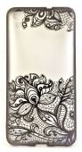 Чехол Rock Tatoo Art Case Huawei Y6II Fantasy Flowers
