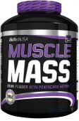 Гейнер BioTech USA Muscle Mass 2270g клубника