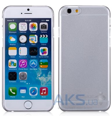 Чехол Momax Clear Breeze Case for Apple iPhone 6 Plus transparent (CUAPIP6LW)