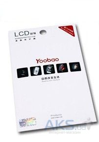 Защитная пленка Yoobao Screen Protector matte for Samsung I9250 Galaxy Nexus
