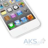 Вид 3 - Защитная пленка Moshi iVisor AG White for iPod touch 4G (99MO047906)