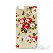 Чехол Cath Kidston Girly Series Apple iPhone 6 Plus, iPhone 6S Plus Beige Flower