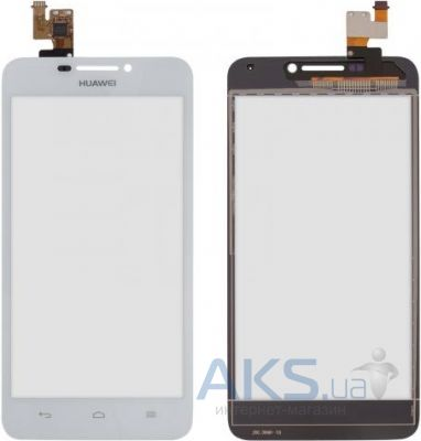 Сенсор (тачскрин) для Huawei Ascend G630-U10 Original White