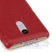 Вид 8 - Чехол TETDED Book Leather Series Xiaomi Redmi Note 3, Redmi Note 3 Pro Red
