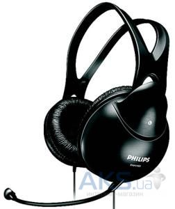 Гарнитура для компьютера Philips SH M1900/00 Black