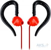 Наушники (гарнитура) JBL Yurbuds Focus 100 Red/Black (YBIMFOCU01RNB)
