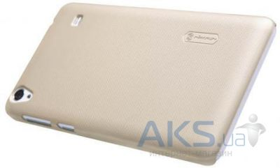 Чехол Nillkin Super Frosted Shield Lenovo A936 Gold