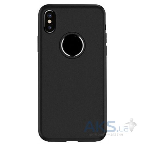Чехол Hoco Fascination series Apple iPhone X, iPhone XS Black