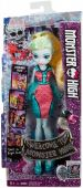 Вид 6 - Игрушка Mattel Кукла Лагуна Блю Welcome to Monster High (DNX18)