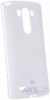 Чехол VOIA Jell Skin for LG Optimus G3 Stylus (D690) White
