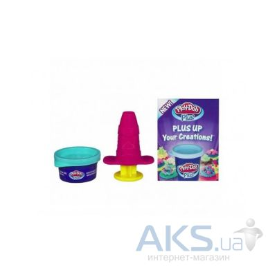 Игра Hasbro Play-Doh Plus Набор пластилина (A2593)