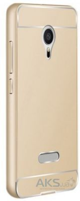 Чехол MSVII Metal Series Meizu MX5 Gold