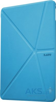 Чехол для планшета Laut Origami Trifolio cases for iPad Mini \ Mini Retina Blue (LAUT_IPM_TF_BL)
