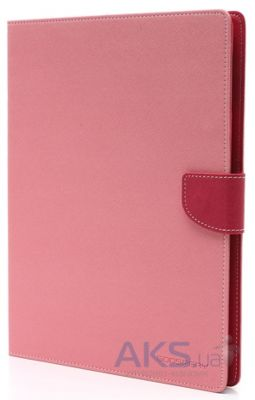 Чехол для планшета Mercury Fancy Diary Series Apple iPad 2, iPad 3, iPad 4 Crimson - Pink