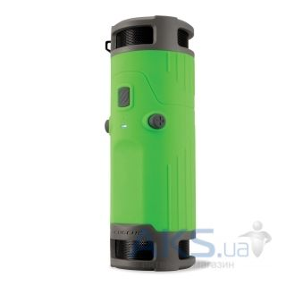 Колонки акустические Scosche boomBOTTLE (BTBTLG) Green and Grey