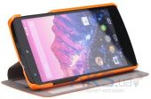 Вид 2 - Чехол Rock Excel Series LG Google Nexus 5 D820 Orange