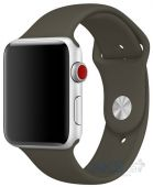 Ремешок для iWatch 42mm Sport Band Blue Dark Olive (size L)