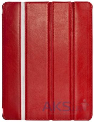 Чехол для планшета Teemmeet Smart Cover for iPad 4/iPad 3/iPad 2 Red (SM03040301)