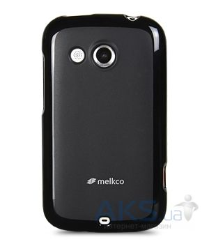 Чехол Melkco Poly Jacket TPU cover for HTC One SV/One ST/T528T Black (O2DERCTULT2BKMT)